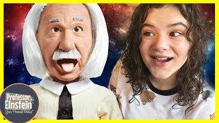 10 Interesting Questions Answered by Professor Einstein! AMA with Albert Einstein!