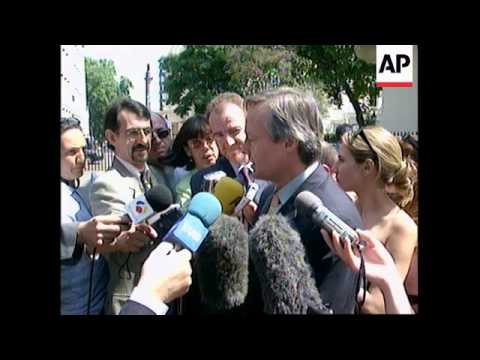 Spanish and UK Foreign Ministers meet