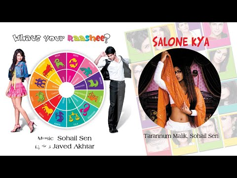 Salone Kya - Official Audio Song | What's Your Rashee? | Priyanka Chopra