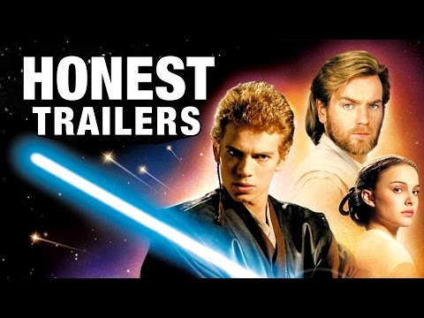 Honest Trailers - Star Wars: Episode II - Attack of the Clones thumbnail