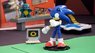 Sonic Stop Motion Adventures: Episode 14: Inhibitor Ring Disaster