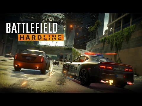 Battlefield Hardline Gameplay Series – Map Design