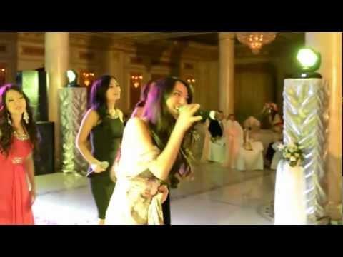 Видео поздравление подруге на свадьбу от подруг