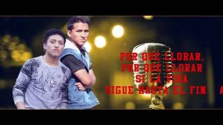 Los Chamos G. Tema: Solo Y Tan Lejos (Video Lyric Official) Visual Entertainment