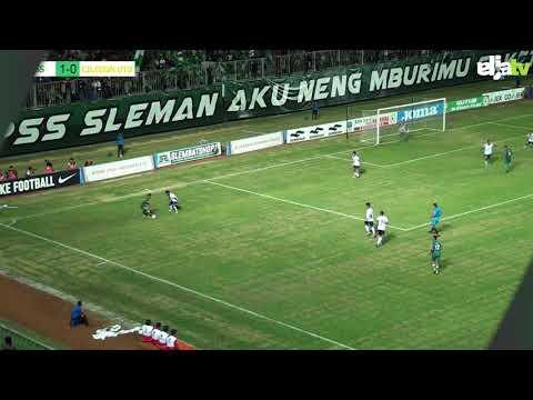 Highlight PSS Sleman vs Cilegon United (2-1)   Babak 16 Besar Liga 2 Indonesia 2017