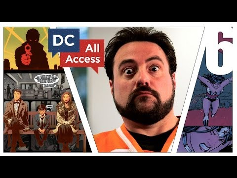 What is Kevin Smith & Ralph Garman's Secret DC Project? - DCAA