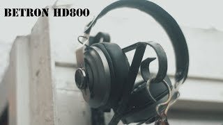 Betron HD800 Wireless Headphones: Review