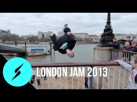 Storm Freerun London Jam 2013