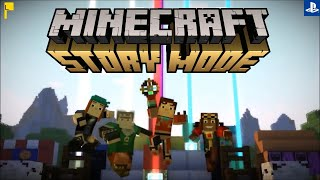 Minecraft Story Mode: The Complete Series (FULL GAME MOVIE)