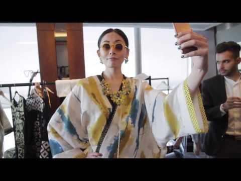Aywa behind the scenes - Modest Fashion Awards Haute Arabia 2015