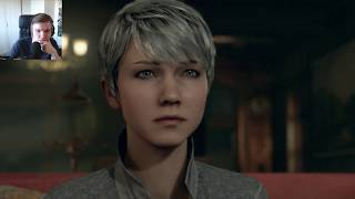 Detroit Become Human Gameplay with Teo Part 3