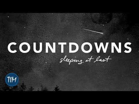 Sleeping At Last - Countdowns