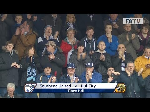Southend United vs Hull City 0-2, FA Cup Fourth Round 2013-14 highlights
