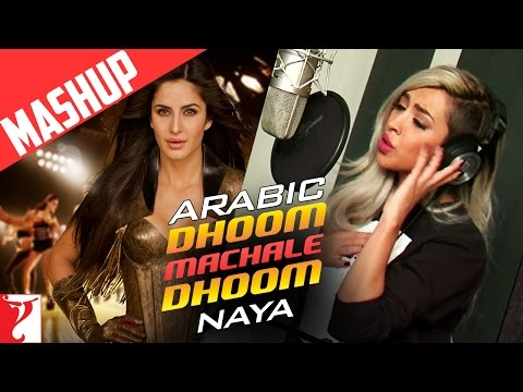 Dhoom Machale Dhoom - Mashup - Arabic video
