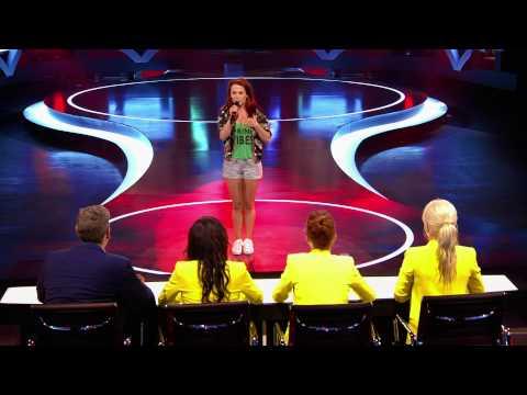 Auditie Danique van Roosmalen | K3 zoekt K3 | SBS6