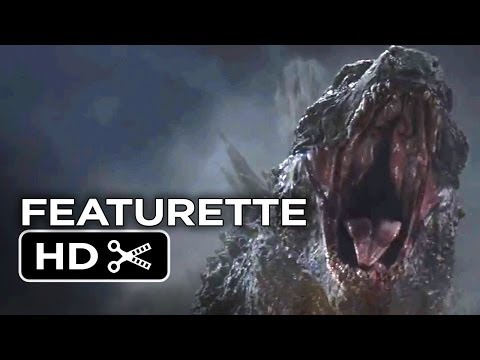 Godzilla Featurette - Share Your Roar 2014) - Gareth Edwards Movie HD