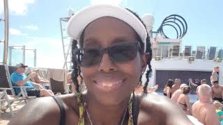 MSC Seaside March 30, 2019 Spring Break Cruise - Day 7 (Seaday 2 Part 1)