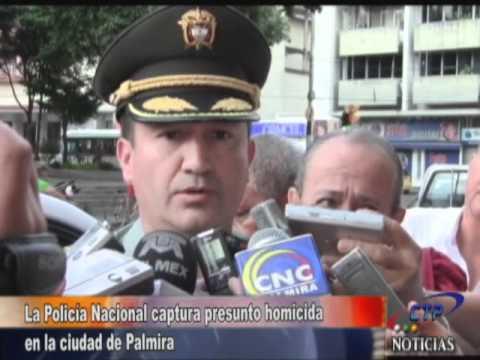 CTP Noticias Policía Nacional captura presunto homicida en la ciudad
