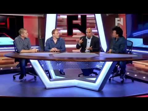 UFC Fight Night 47 Aftermath with Mark Bocek on MMA Newsmakers