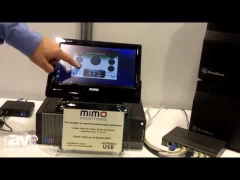 InfoComm 2015: Icron Technology Highlights Switchable USB