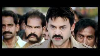 Venkatesh Entrance Fight Scene Tulasi Movie Action Scenes Nayanthara DSP Boyapati Srinu