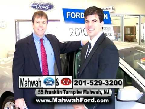 Mahwah Ford Service >> Joe Carley Jr. and Joe Carley III join Mahwah Ford and Kia - YouTube