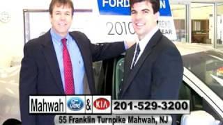 Joe Carley Jr. and Joe Carley III join Mahwah Ford and Kia