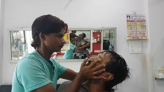 ASMR master cracker head massage with cracking intense Episode #11