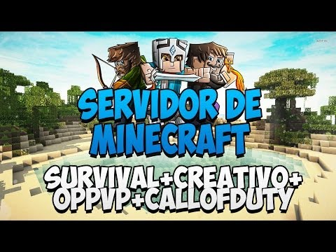 Minecraft Server Survival - Creativo - FullPvP 1.7.2 - 1.7.4 | No Premium - No h