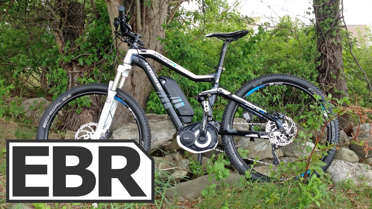Haibike Xduro Fs Rx 27 5 Quot Video Review Full Suspension