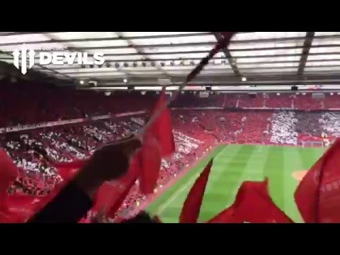 Sir Bobby Charlton Stand Naming! | Manchester United