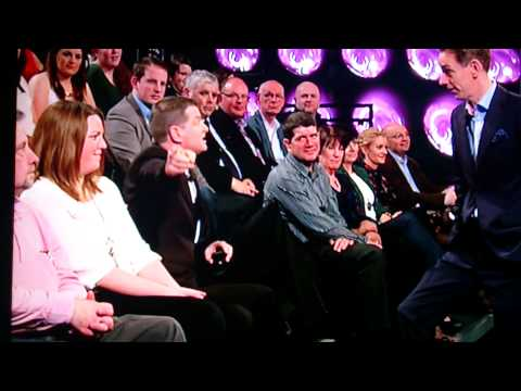 Billy McGuinness,Linda Martin and Louis Walsh Fight (Part 1) On Late Late Show