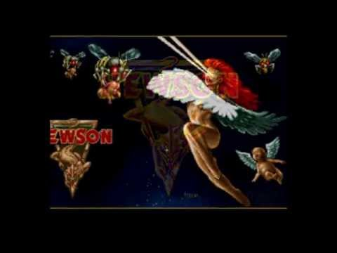 insects in space for Amiga (slideshow)