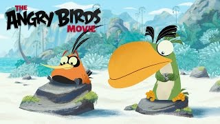 The Angry Birds Movie - Hal and Bubbles