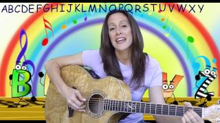 Alphabet ABC song for children with Patty Shukla