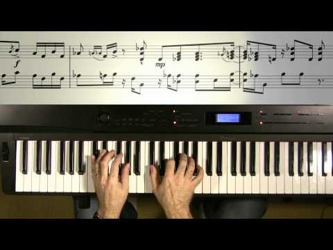 Piano Funk Groove 4 Part 3/7