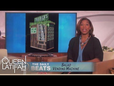 Daily Beats: Collard Greens Versus Kale | The Queen Latifah Show