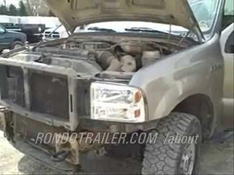 2005 FORD TRITON 5.4 3 VALVE WITH 130 K MILES ENGINE RUN