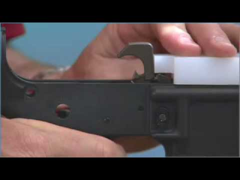 Gunsmithing - AR-15 Lower Receiver Assembly Tips Presented by Larry Potterfield of MidwayUSA
