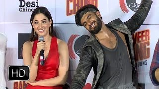 Ranveer Singh FUNNY Moments At Ranveer Ching Returns Trailer Launch