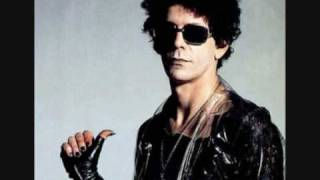 Watch Lou Reed Hangin round video