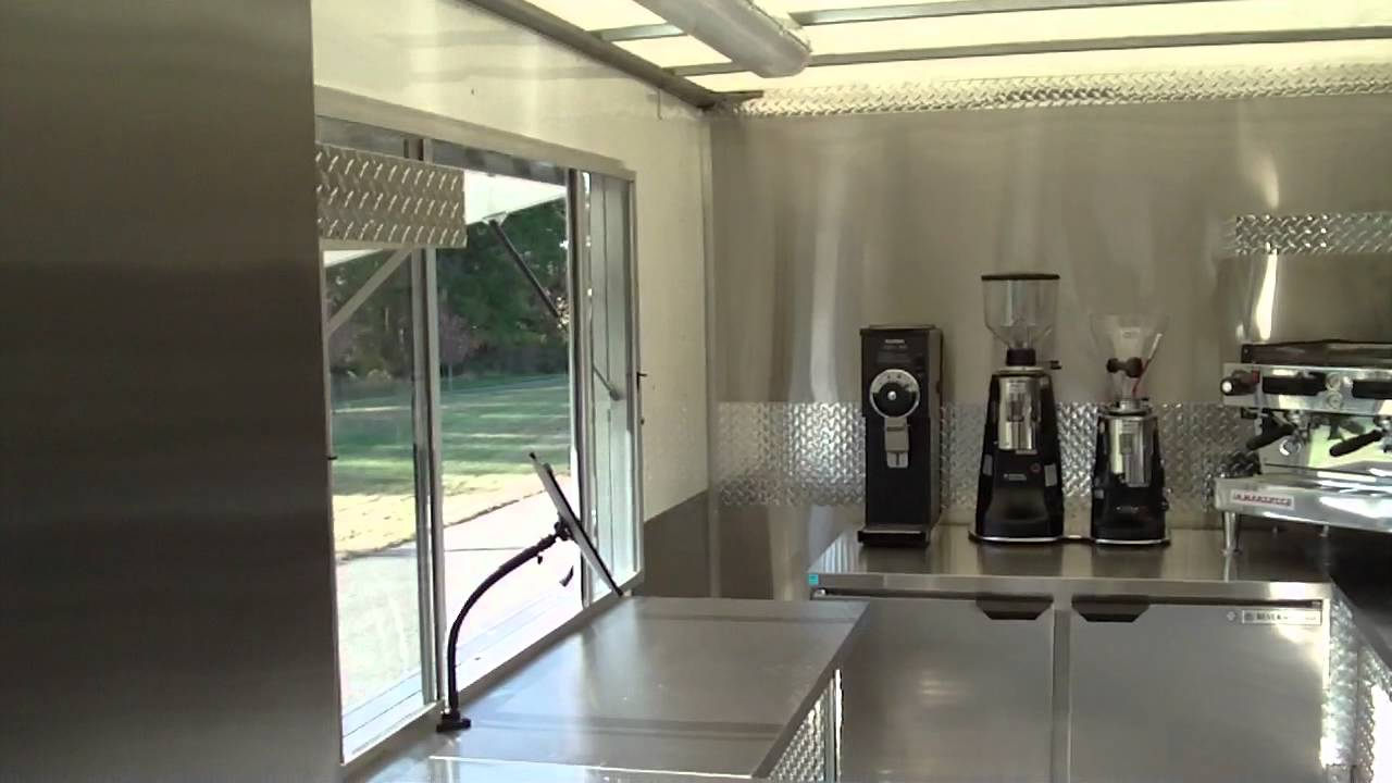 How To Build A Food Truck Rival Bros Coffee Truck YouTube