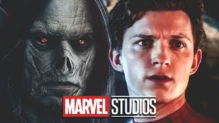 MORBIUS' TYRESE GIBSON LEAKS MCU SPIDER-VERSE CROSSOVER