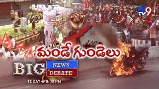 Big News Big Debate : AP shuts down for special status - Rajinikanth TV9