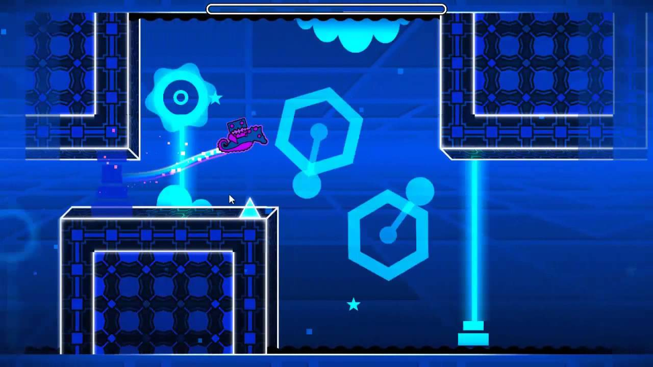 Dash Dragon Geometry Dash Dragon Ascend