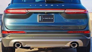 2020 LINCOLN CORSAIR – Small Luxury SUV – Features, Design, Interior