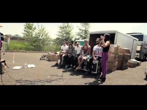 Memphis May Fire - Warped Tour 2013 - Update #1 video