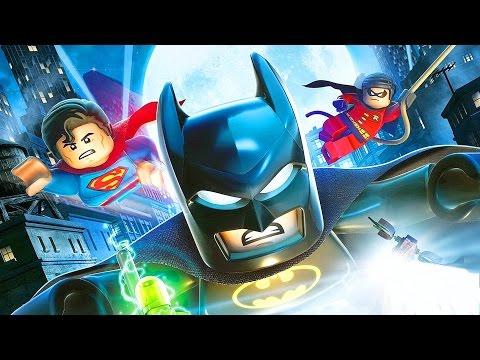 Крутые ЛЕГО. Бэтмен и Робин 2