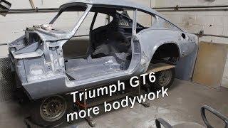 1972 Triumph GT6 Restoration - part 66 - Is the welding over?