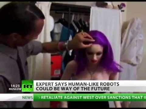 Loving A Sex Robot: Insanity Or Reality !!! Tiger Put The Balls In Wrongs Place Again video